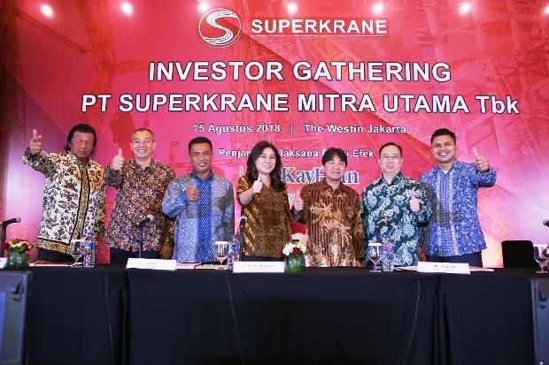 Melihat Peluang Superkrane Dari Sektor Bisnisnya